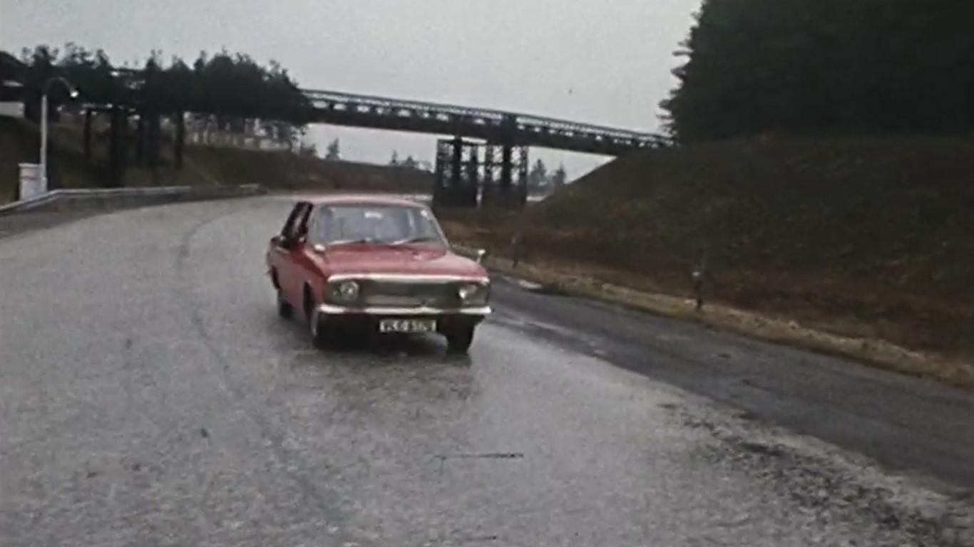 Ford Cortina Coche Autonomo 1971 2