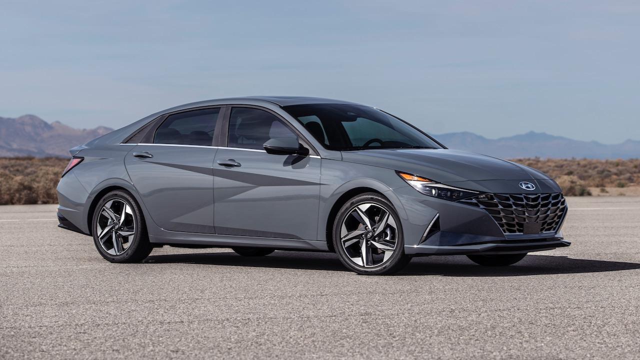 Hyundai Elantra 2020 – 10
