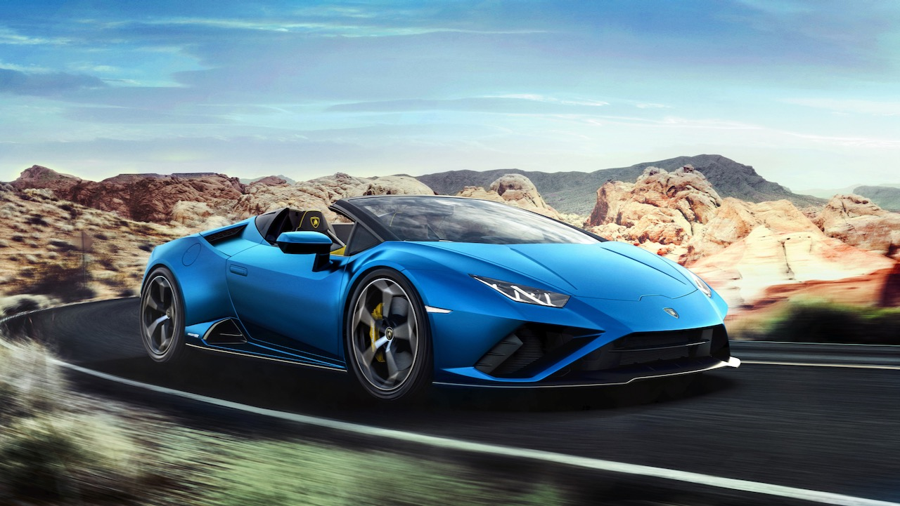Lamborghini Huracan EVO RWD Spyder – 2