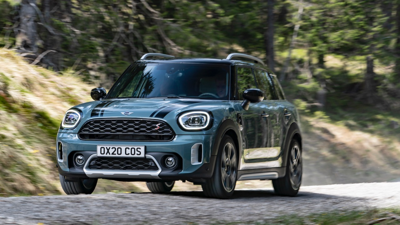 MINI Countryman 2021 – 138