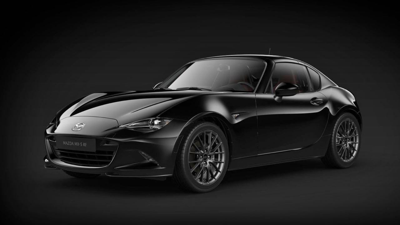 Mazda MX-5 RF Dark Red Edition 2020 – 1