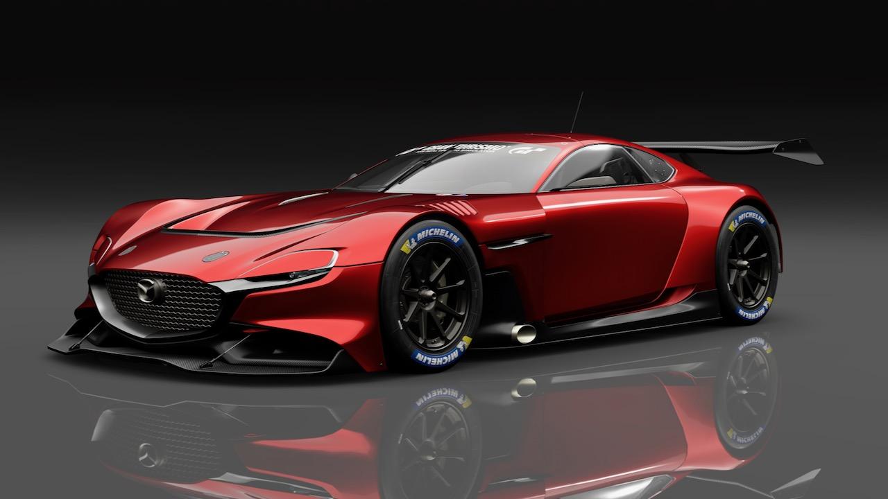 Mazda RX-Vision GT3 Concept – 15