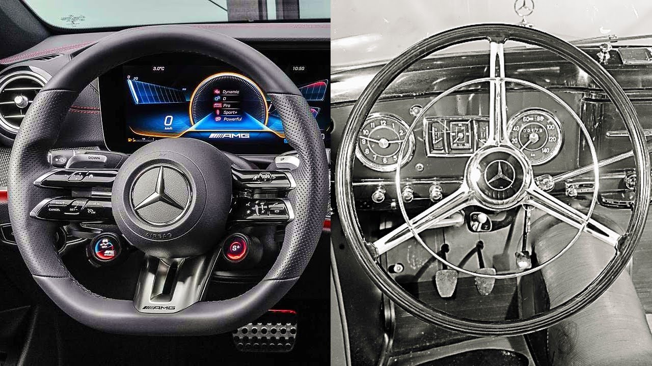 Mercedes Volantes