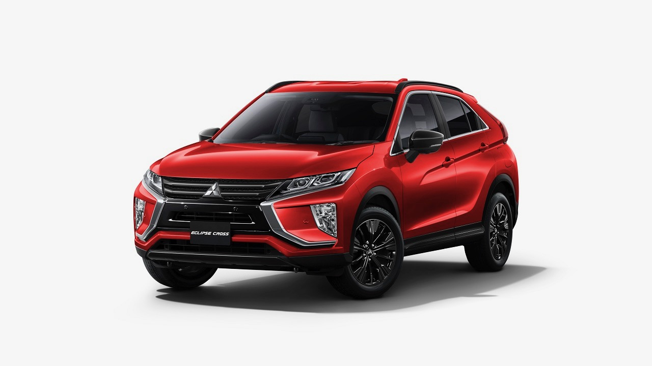 Mitsubishi Eclipse Cross Black Edition – 1