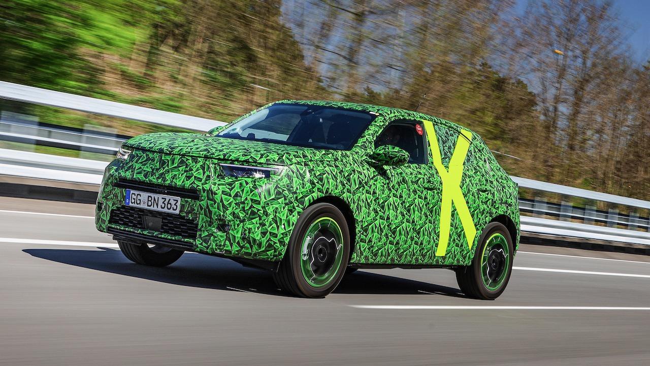 Opel Mokka 2021 camuflado – 4