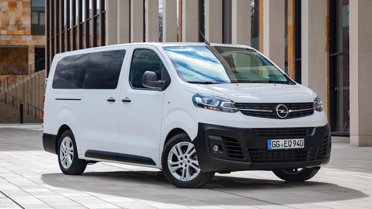 Opel Vivaro Combi 2020, comercial y polivalente