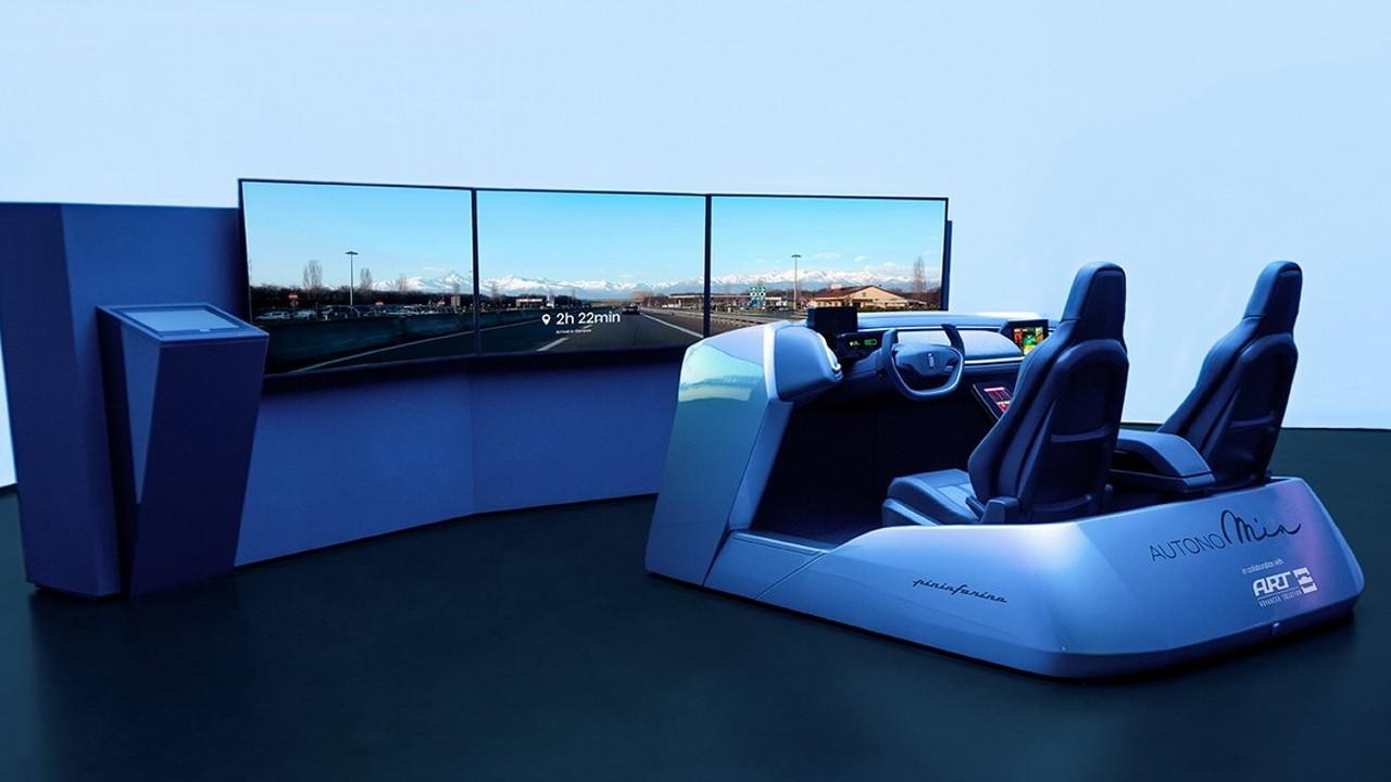 Pininfarina Autonomia Simulador 1