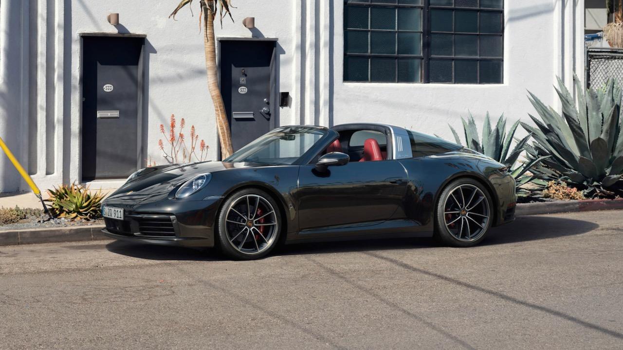 Porsche 911 Targa 2020 – 13