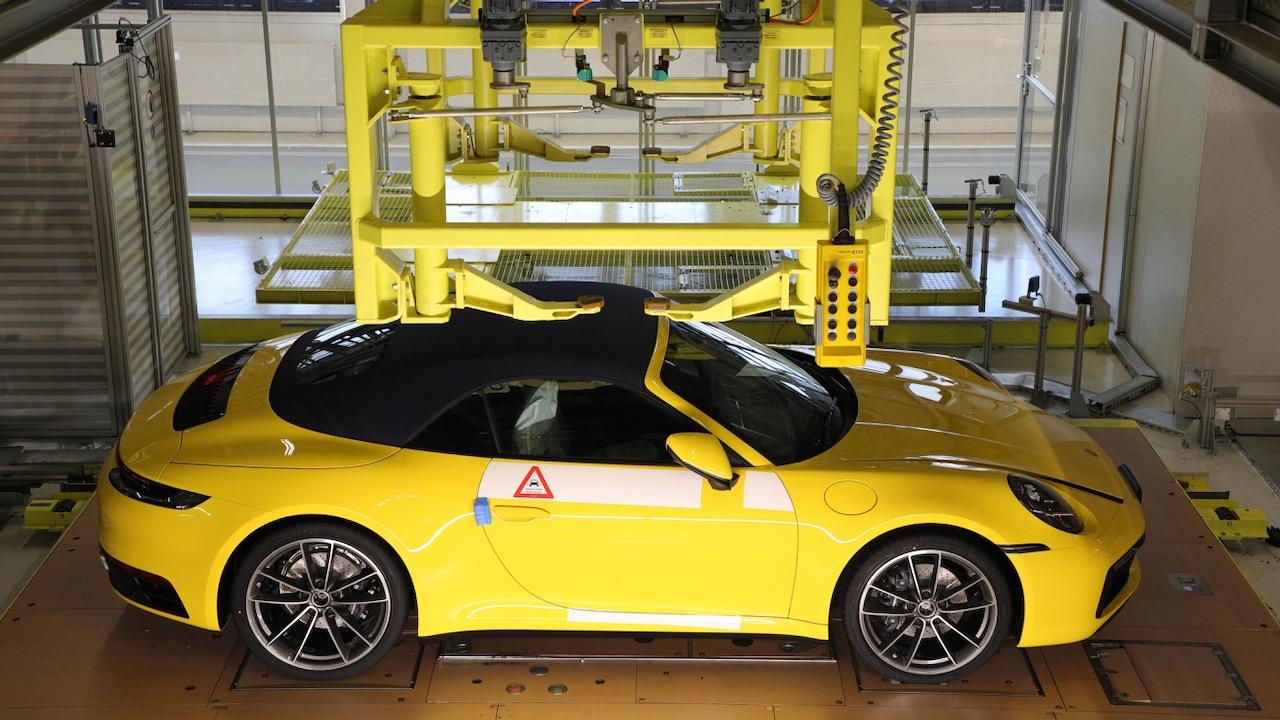Porsche produccion – 4