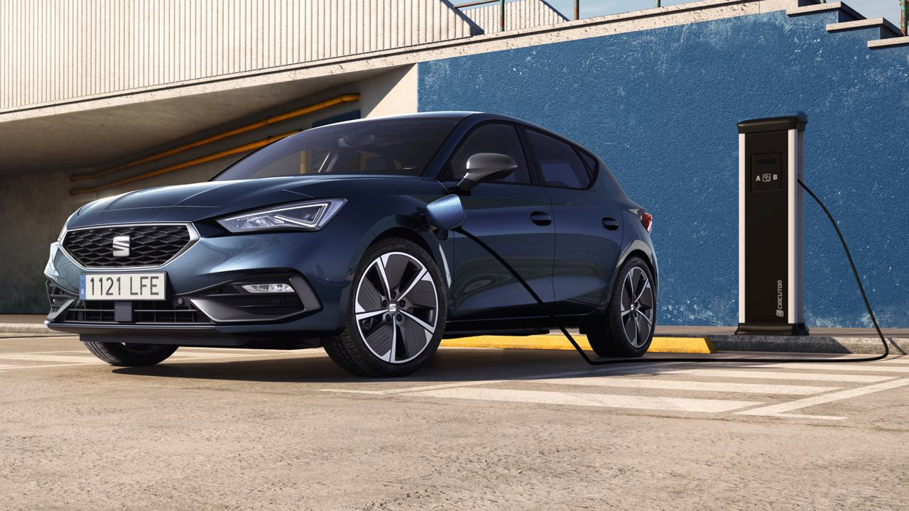 Seat Leon e-Hybrid 2021 – 8