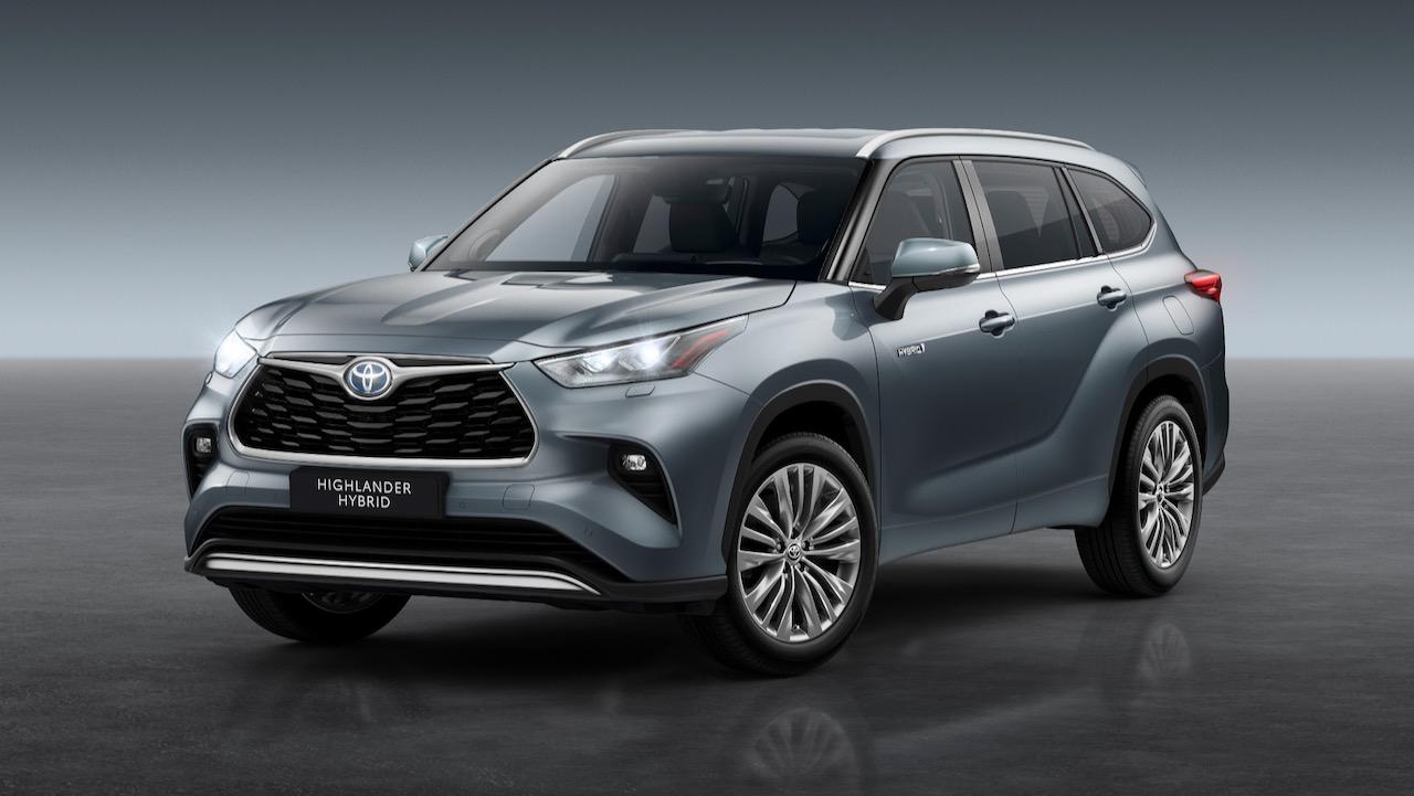Toyota Highlander 2021 – 2