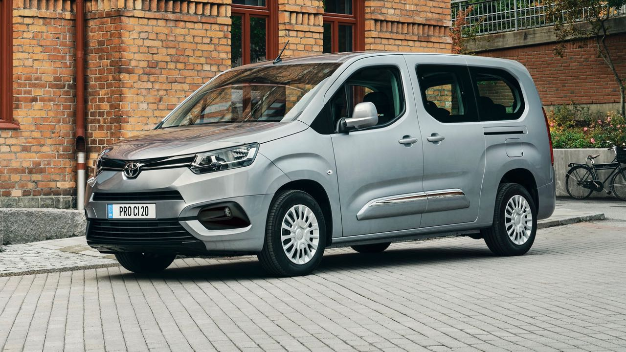 Toyota ProAce City Combi 2020 – 8
