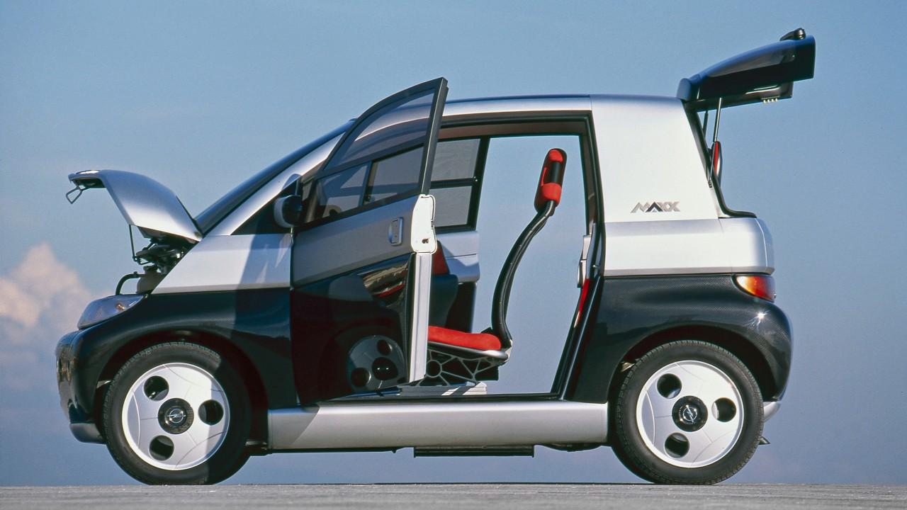 1995 Opel MAXX Prototipo (8)