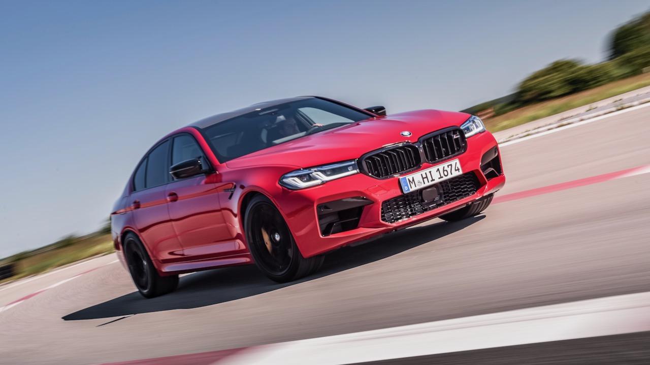 BMW M5 2021 – 58