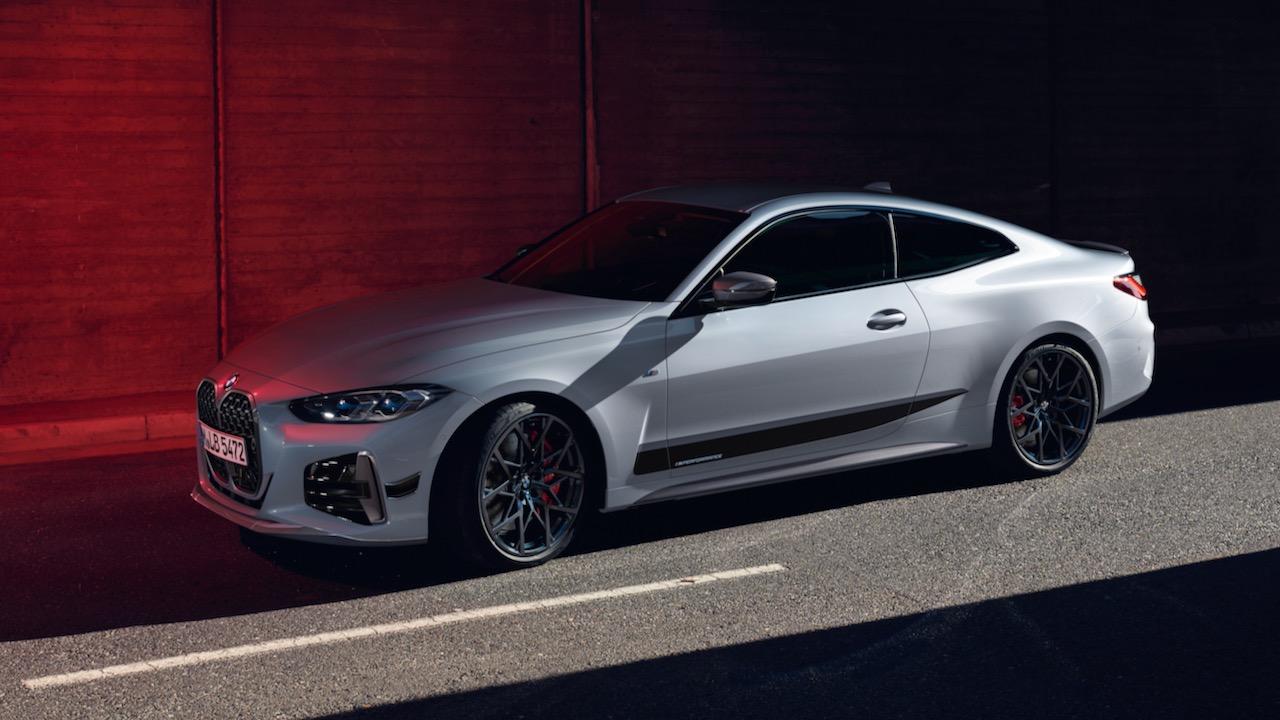 BMW Serie 4 M Performance – 4