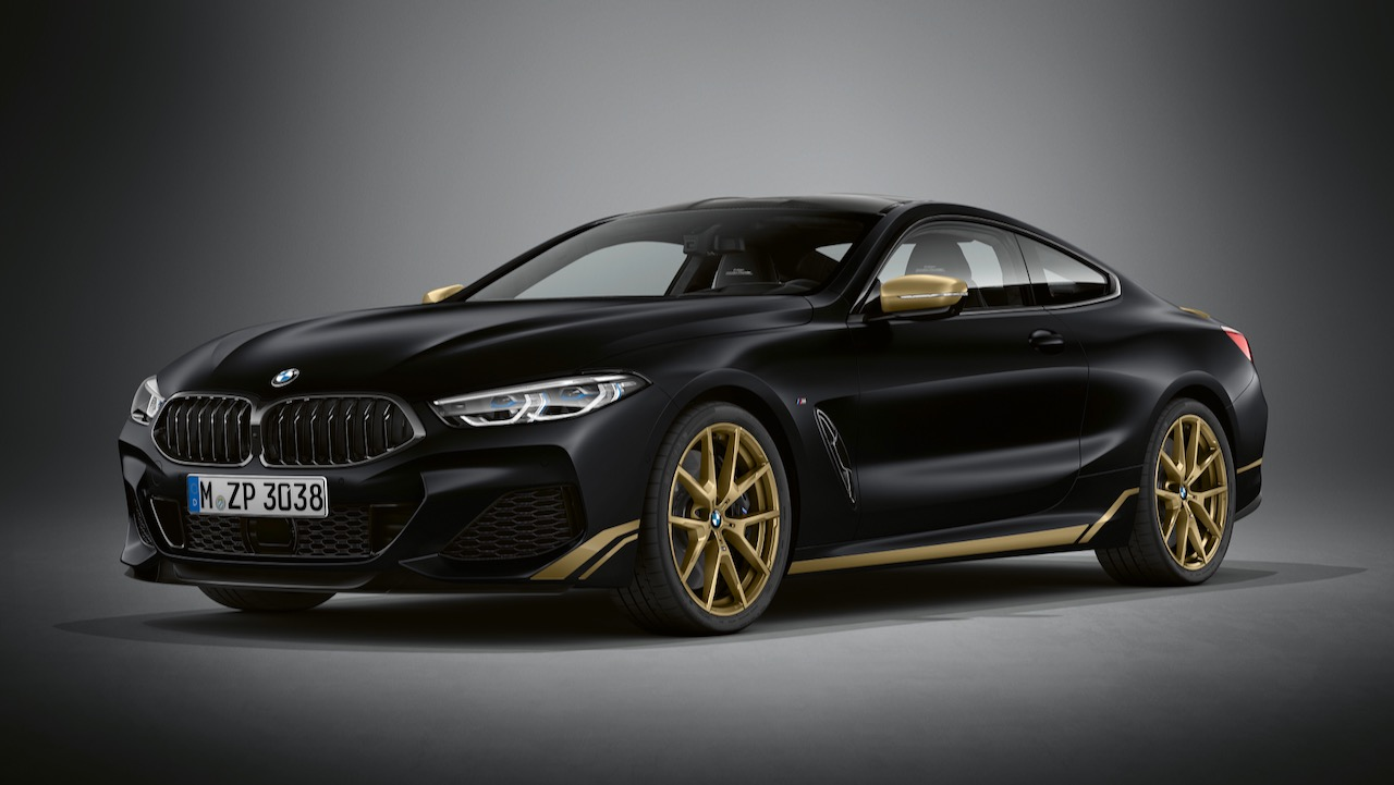 BMW Serie 8 Golden Thunder Edition – 4