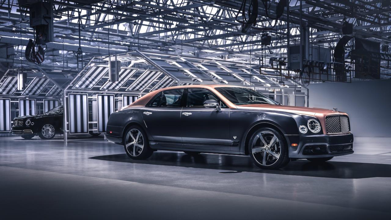Bentley Mulsanne despedida – 1
