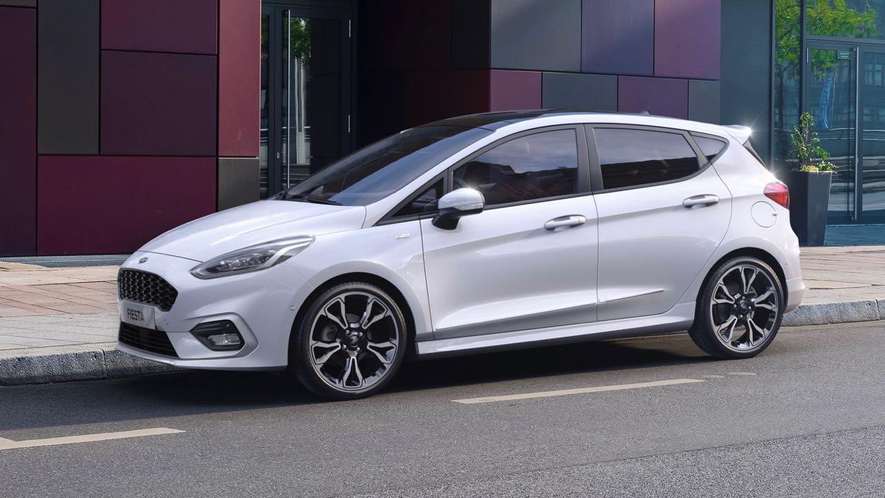 Ford Fiesta MHEV 2020 – 2