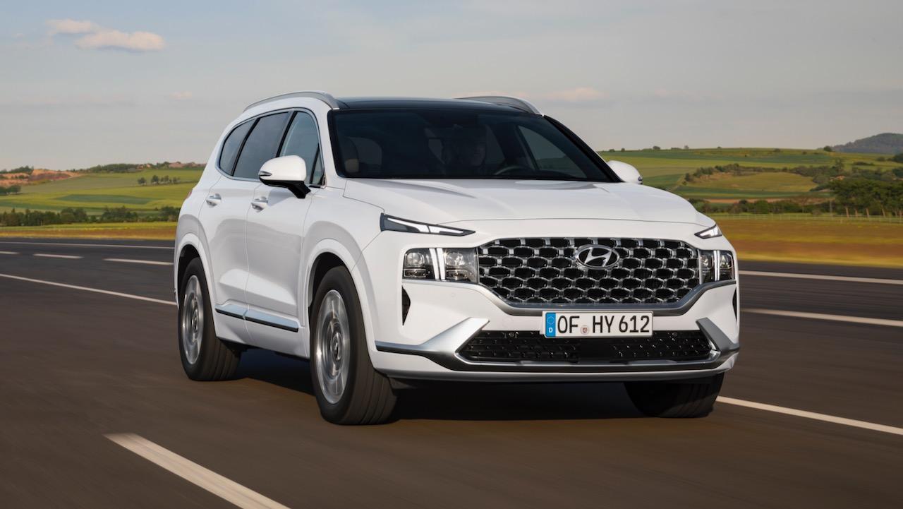 Hyundai Santa Fe 2021 – 9
