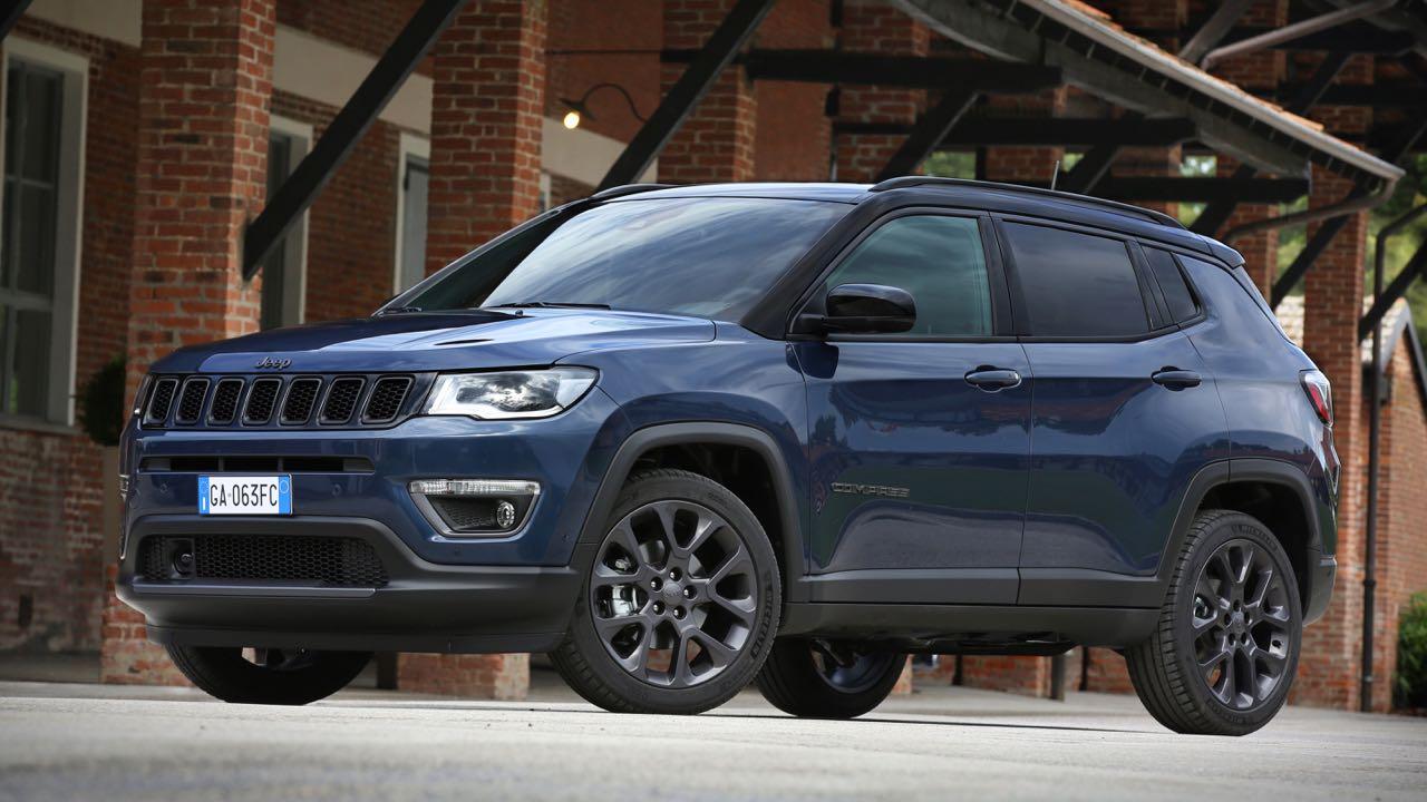 Jeep Compass 2021 – 14