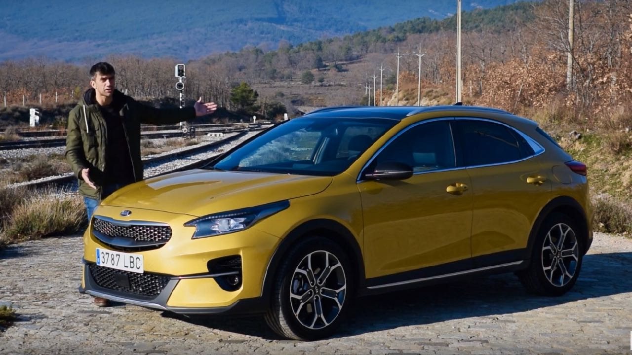 Kia Xceed video – 1