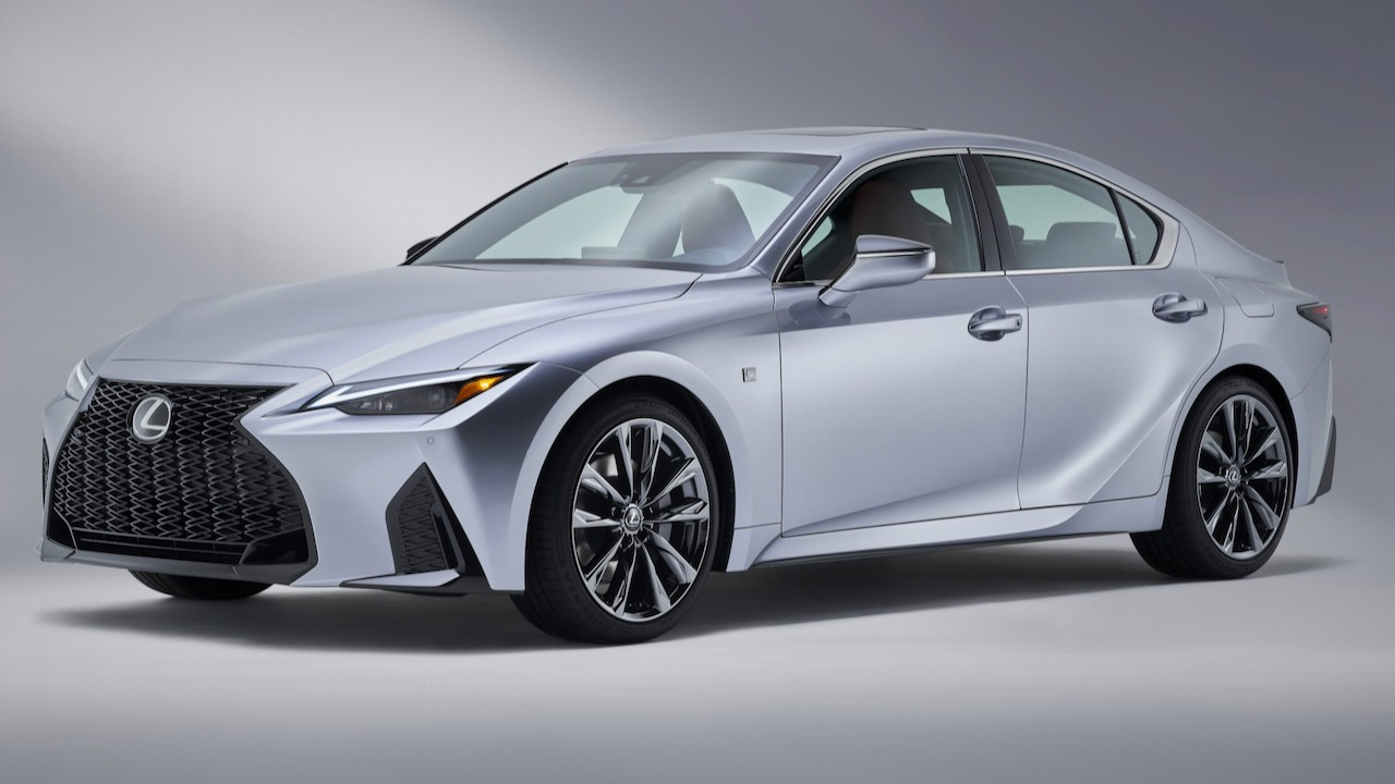 Lexus IS 2021 – 15