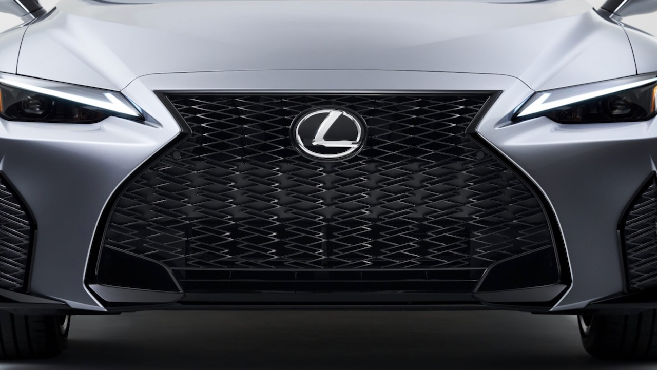 Lexus IS 2021 – 5