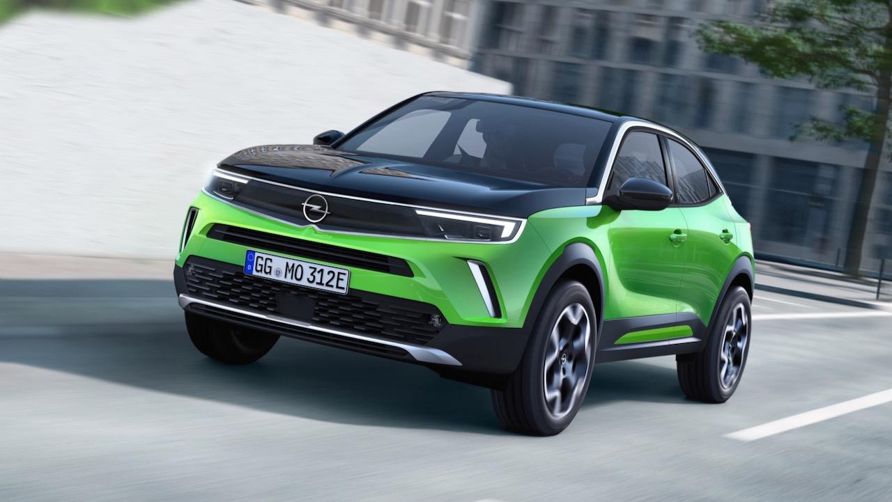 Opel Mokka-e 2021 – 12