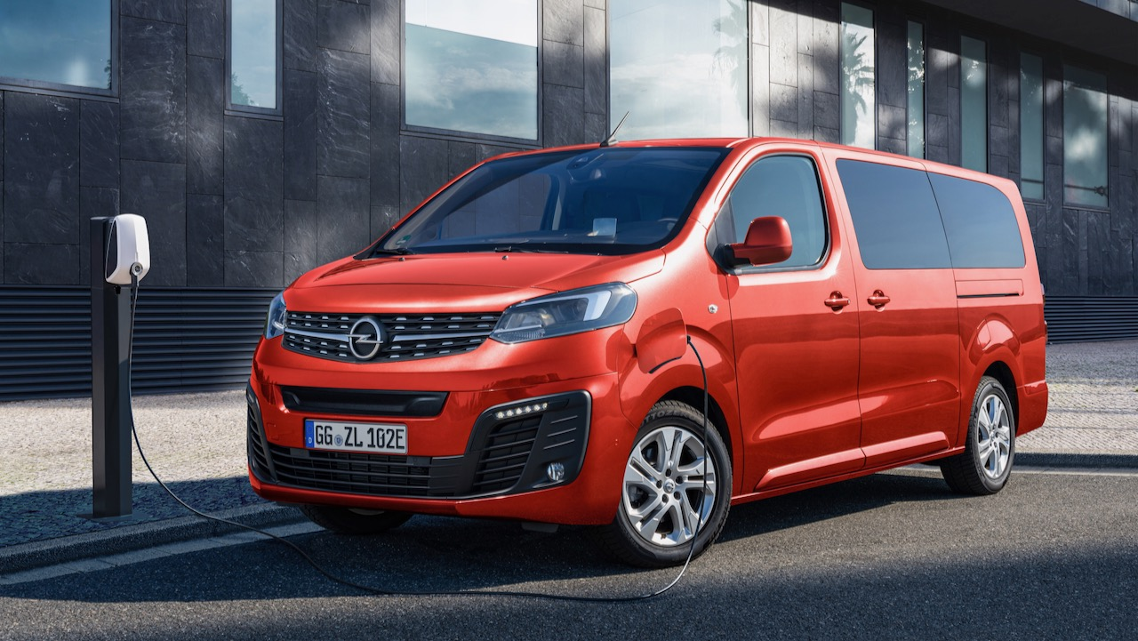 Opel Zafira-e Life – 7