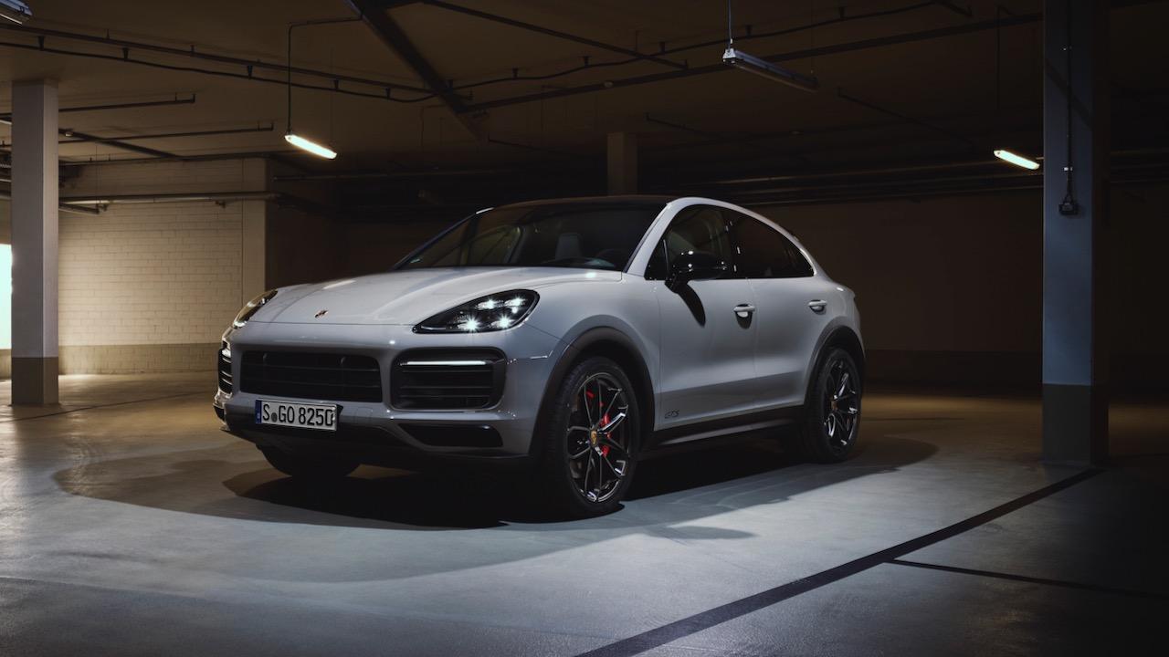Porsche Cayenne GTS Coupe 2020 – 6