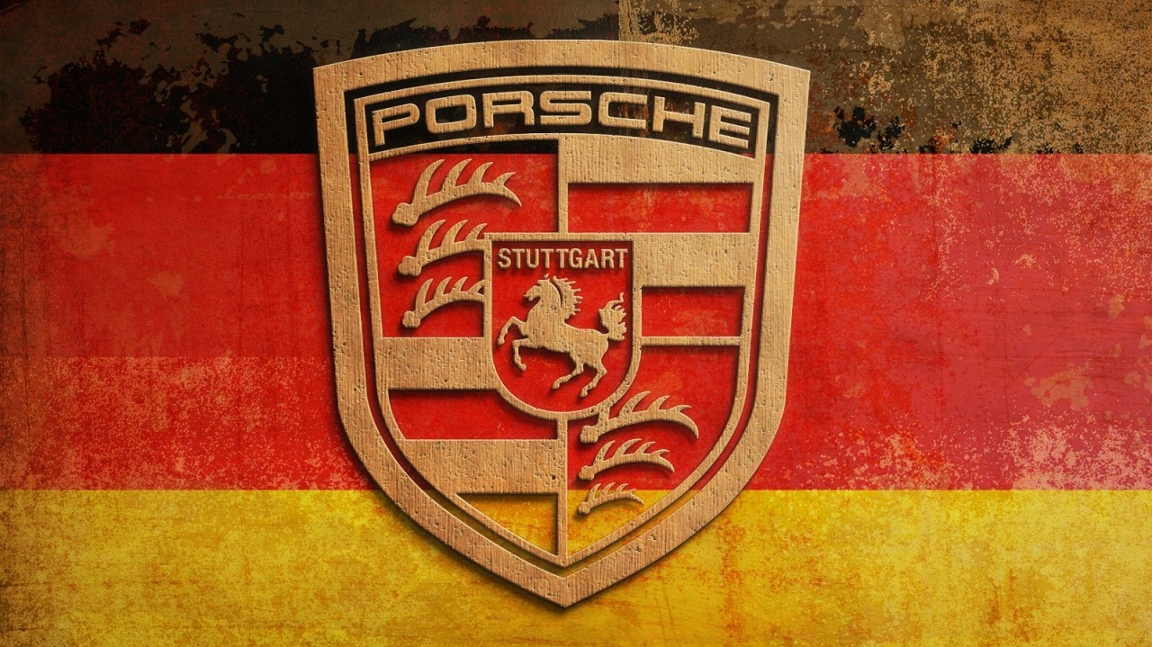 Porsche Logo (3)