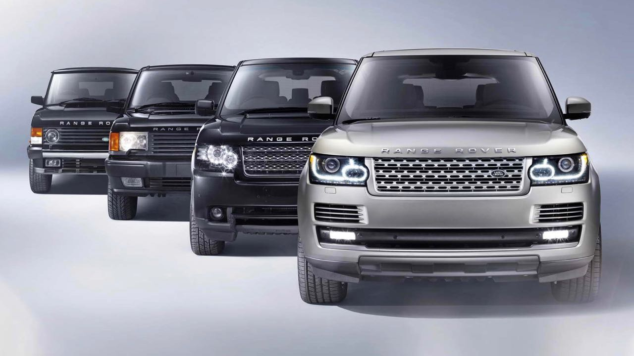 Range Rover evolucion – 1