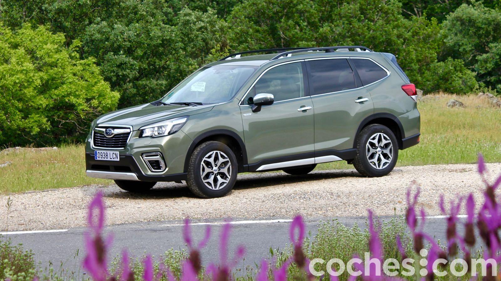 Subaru Forester ecoHybrid prueba – 8