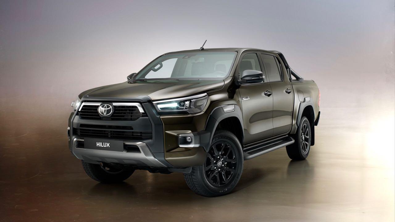 Toyota Hilux 2021 – 1