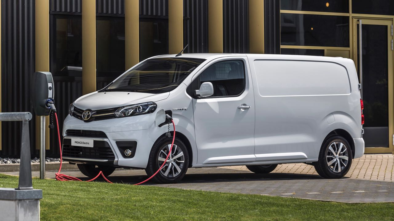 Toyota ProAce electric 2020 – 4