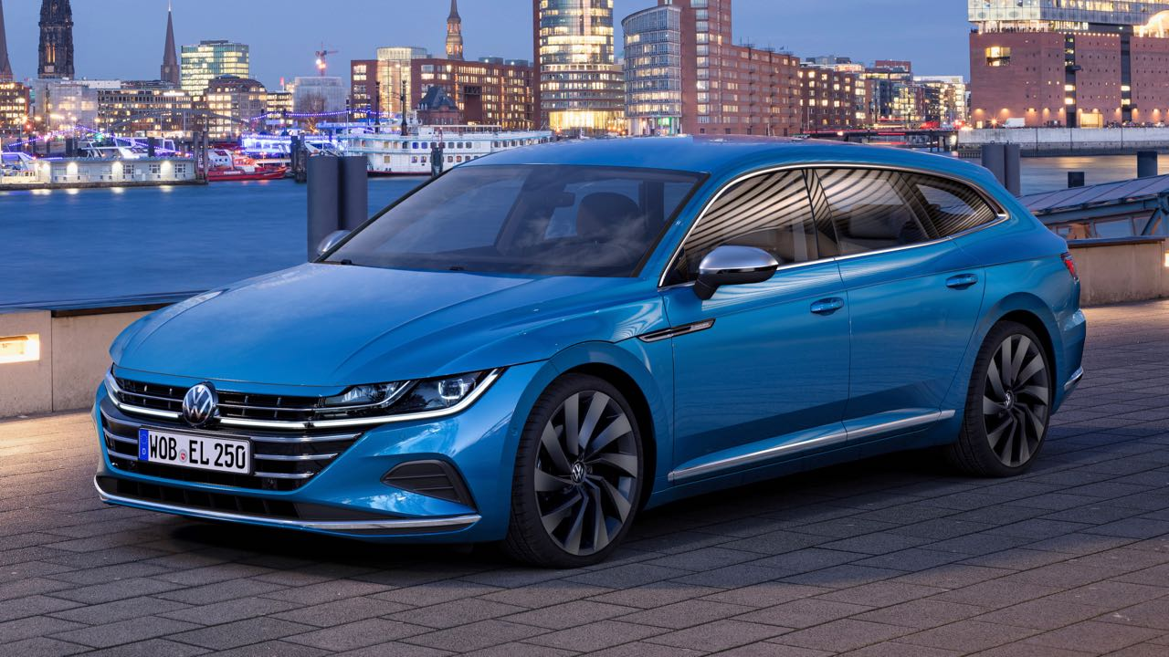 Volkswagen Arteon Shooting Brake 2021 – 3