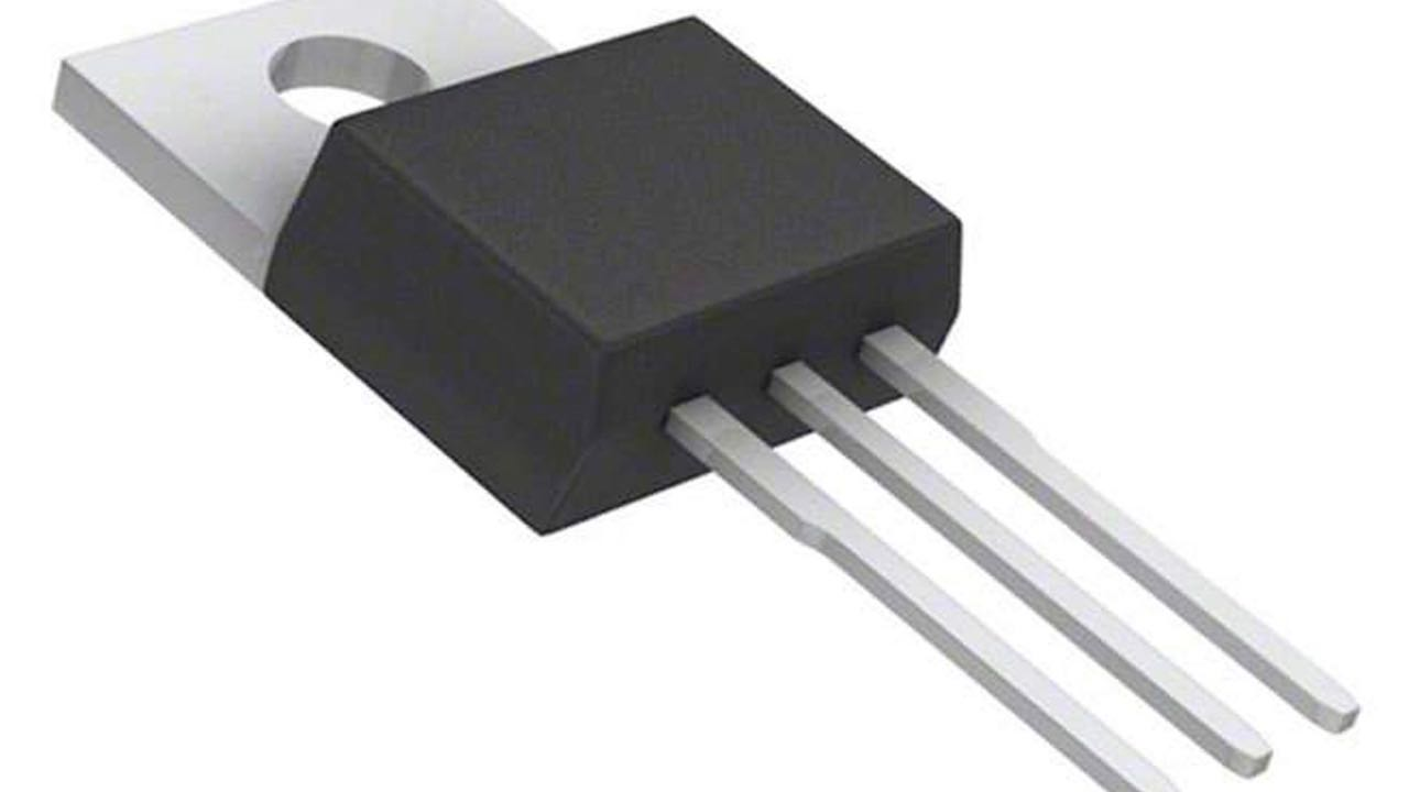 transistor mosfet – 1