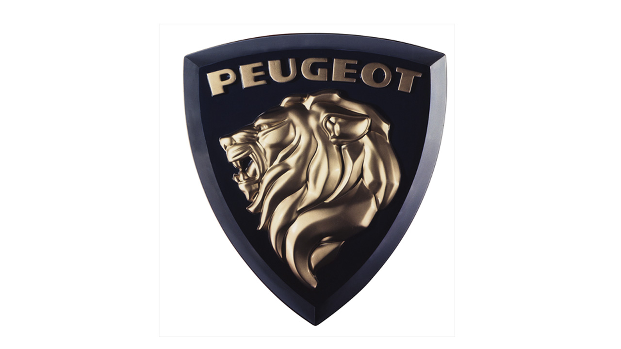 Logo Peugeot - 1961