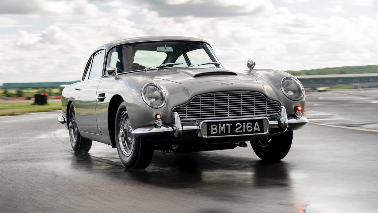 Aston Martin DB5 Goldfinger – 39