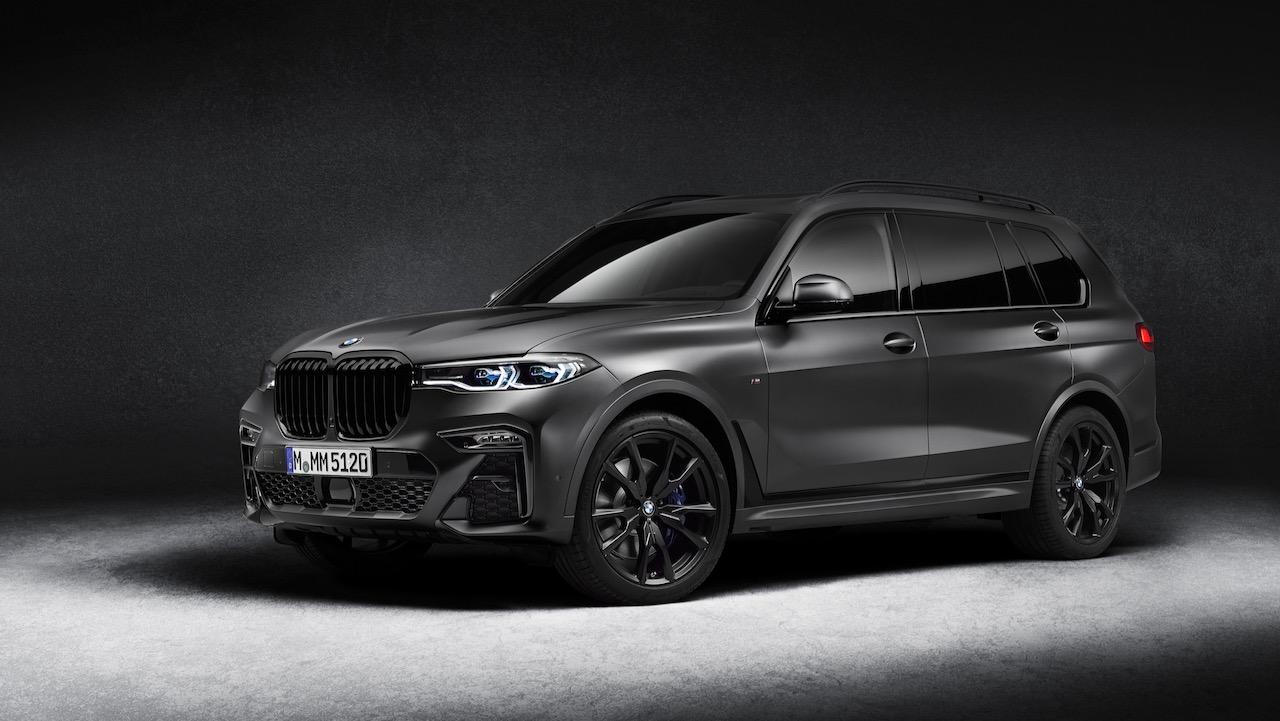 BMW X7 Dark Shadow Edition – 7