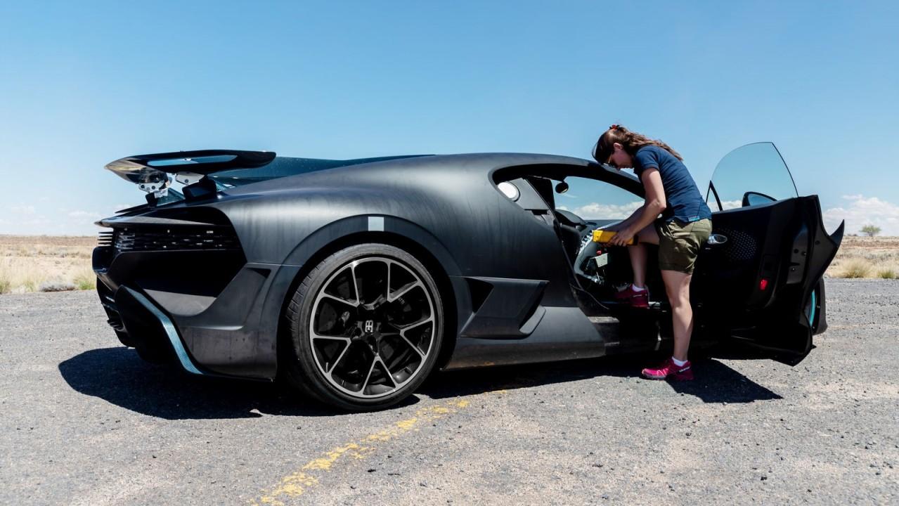 Bugatti Chiron Aire Acondicionado (2)