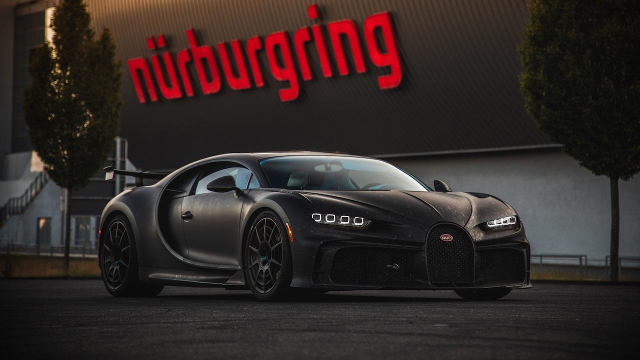 Bugatti Chiron Pur Sport Nurburgring – 2