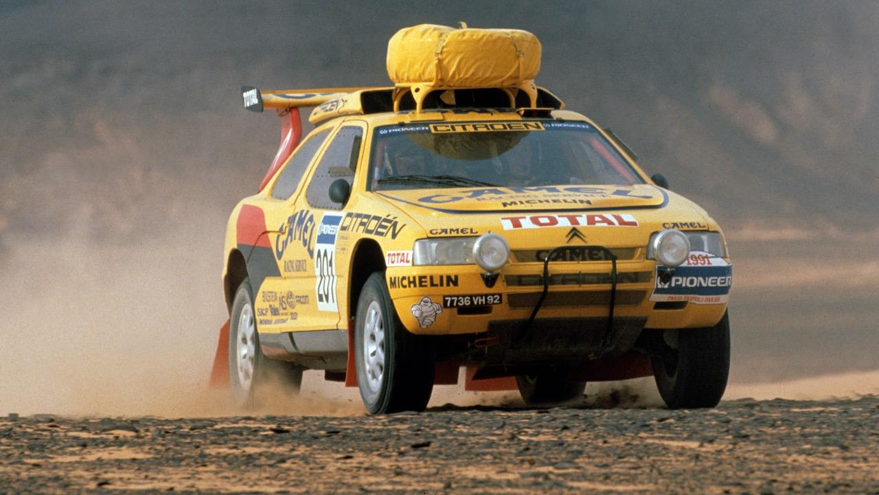 ZX Rally Raid