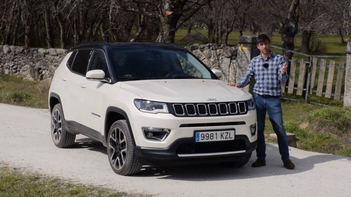 Jeep Compass videoprueba – 1