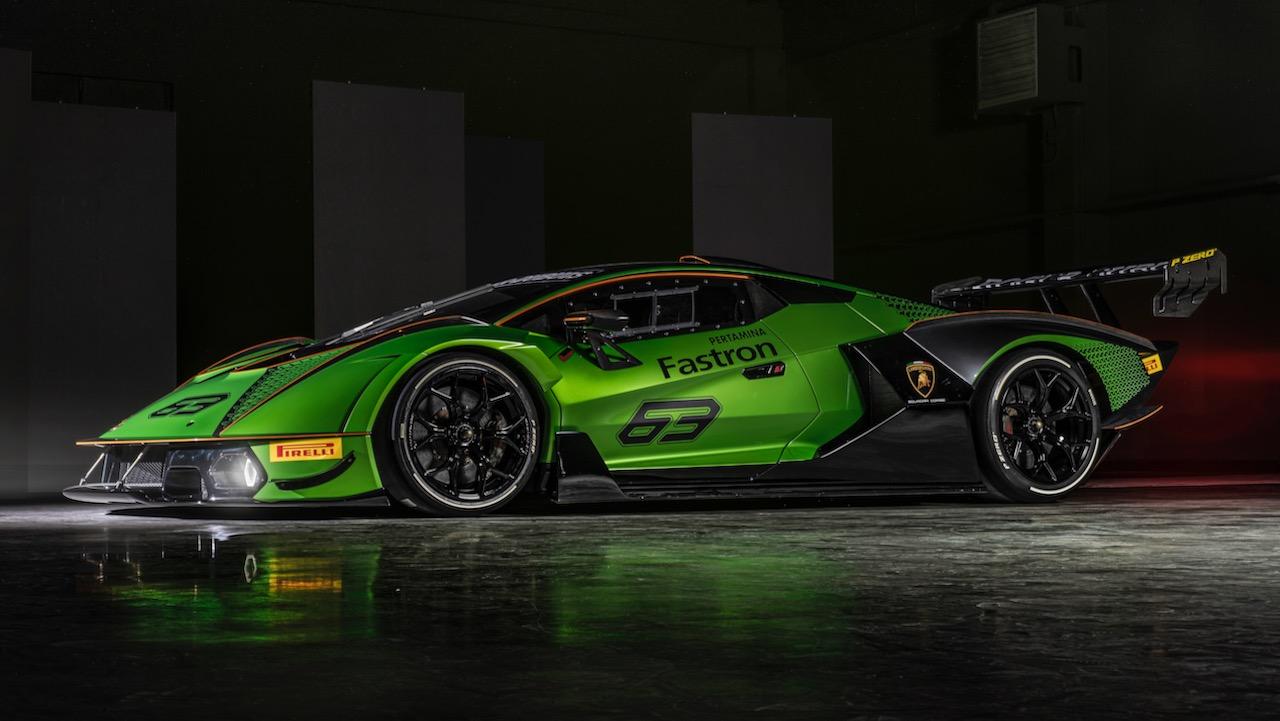 Lamborghini Essenza SCV12 2021 – 10