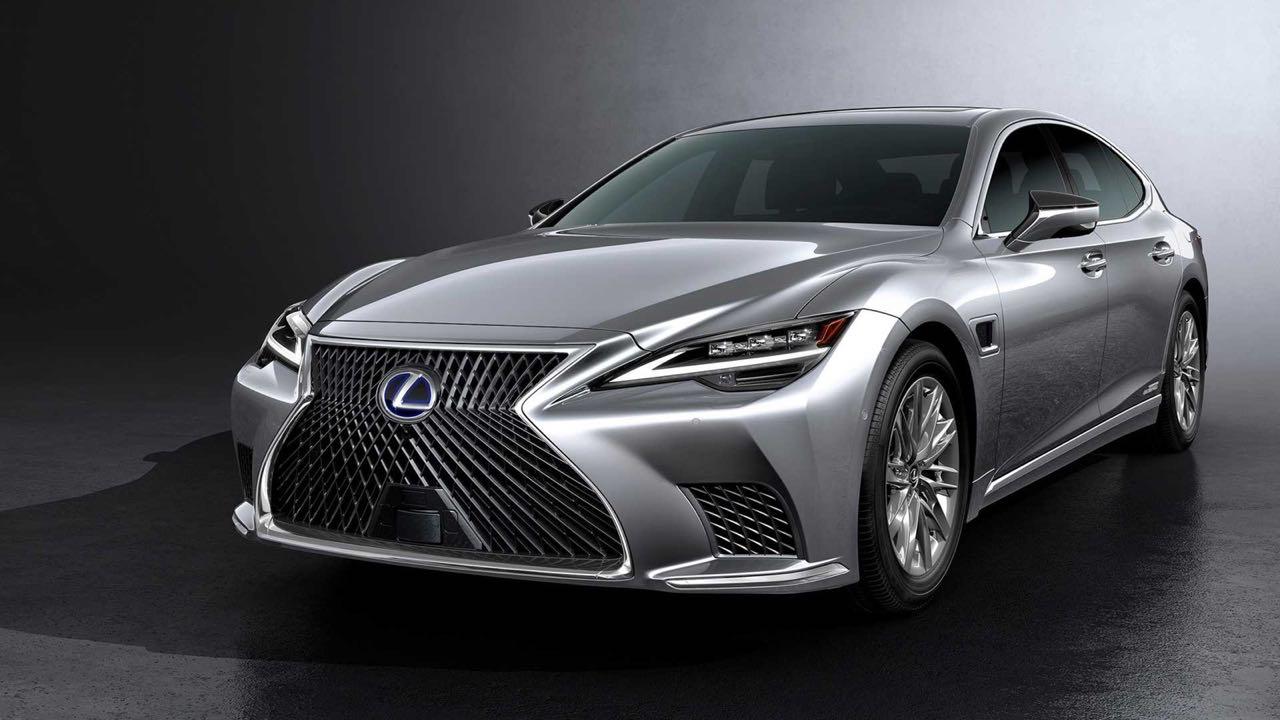 Lexus LS 2021 – 3