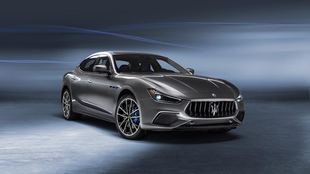 Maserati Ghibli Hybrid – 19