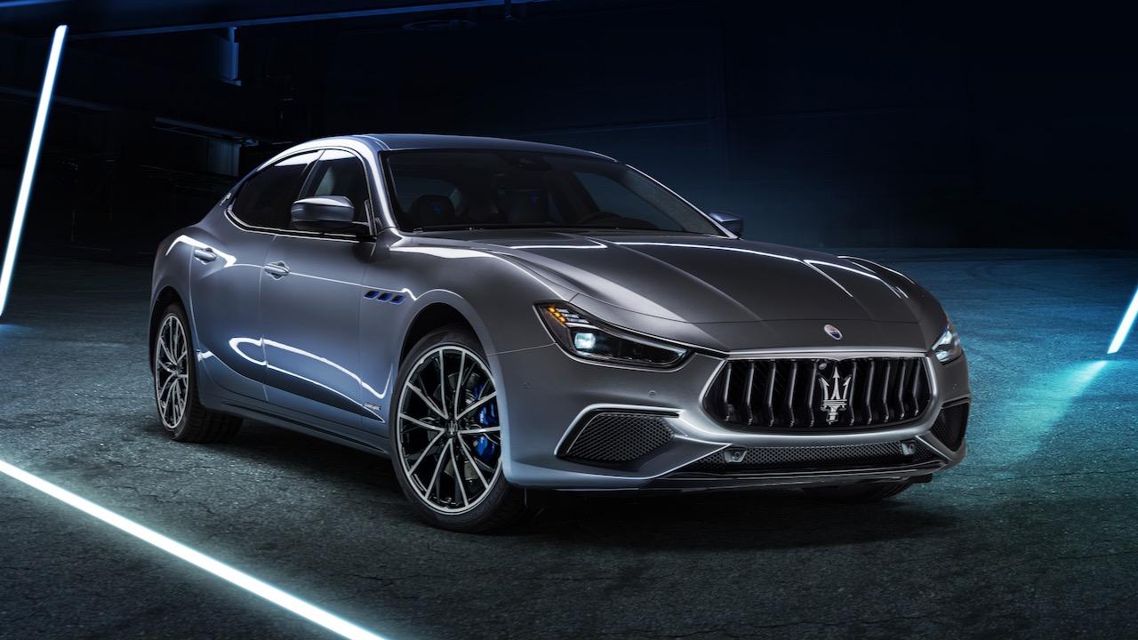Maserati Ghibli Hybrid – 21
