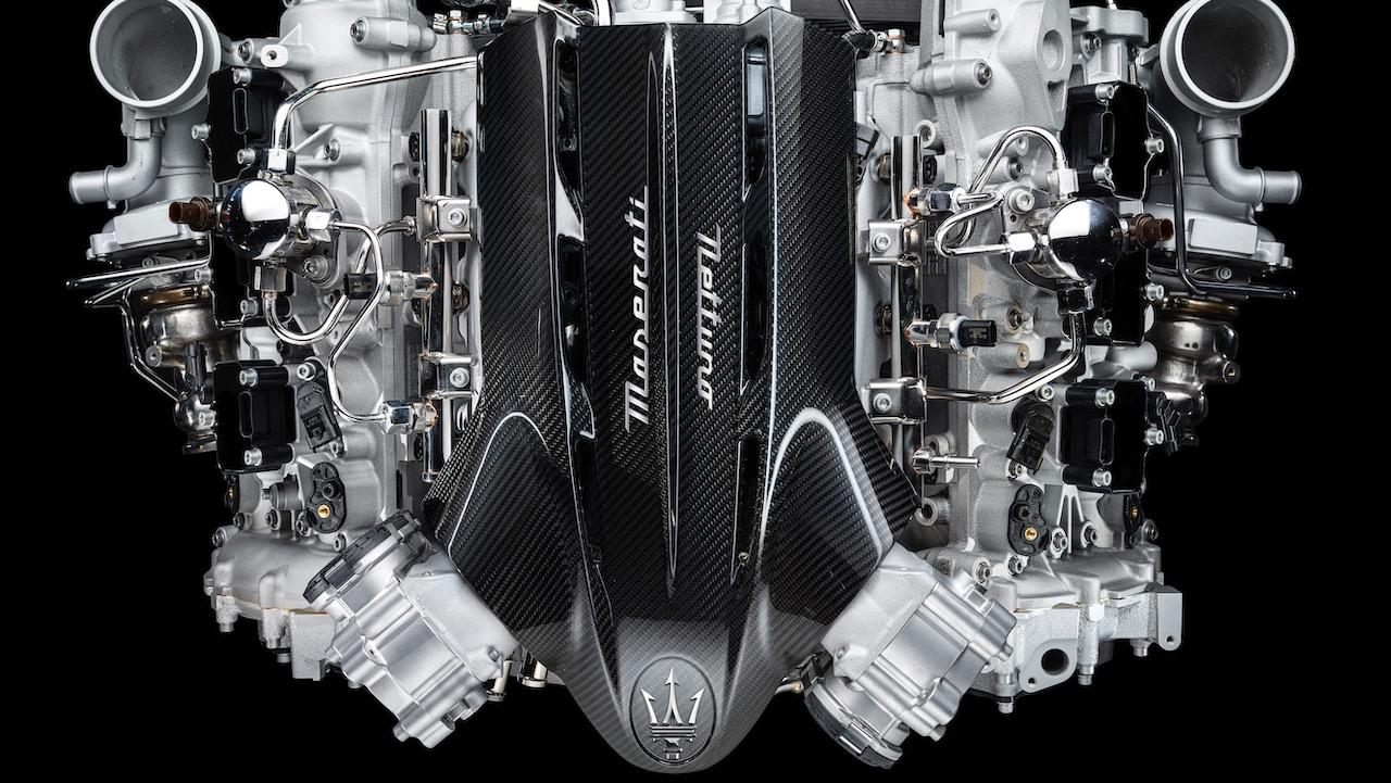 Maserati Nettuno motor MC20 – 4