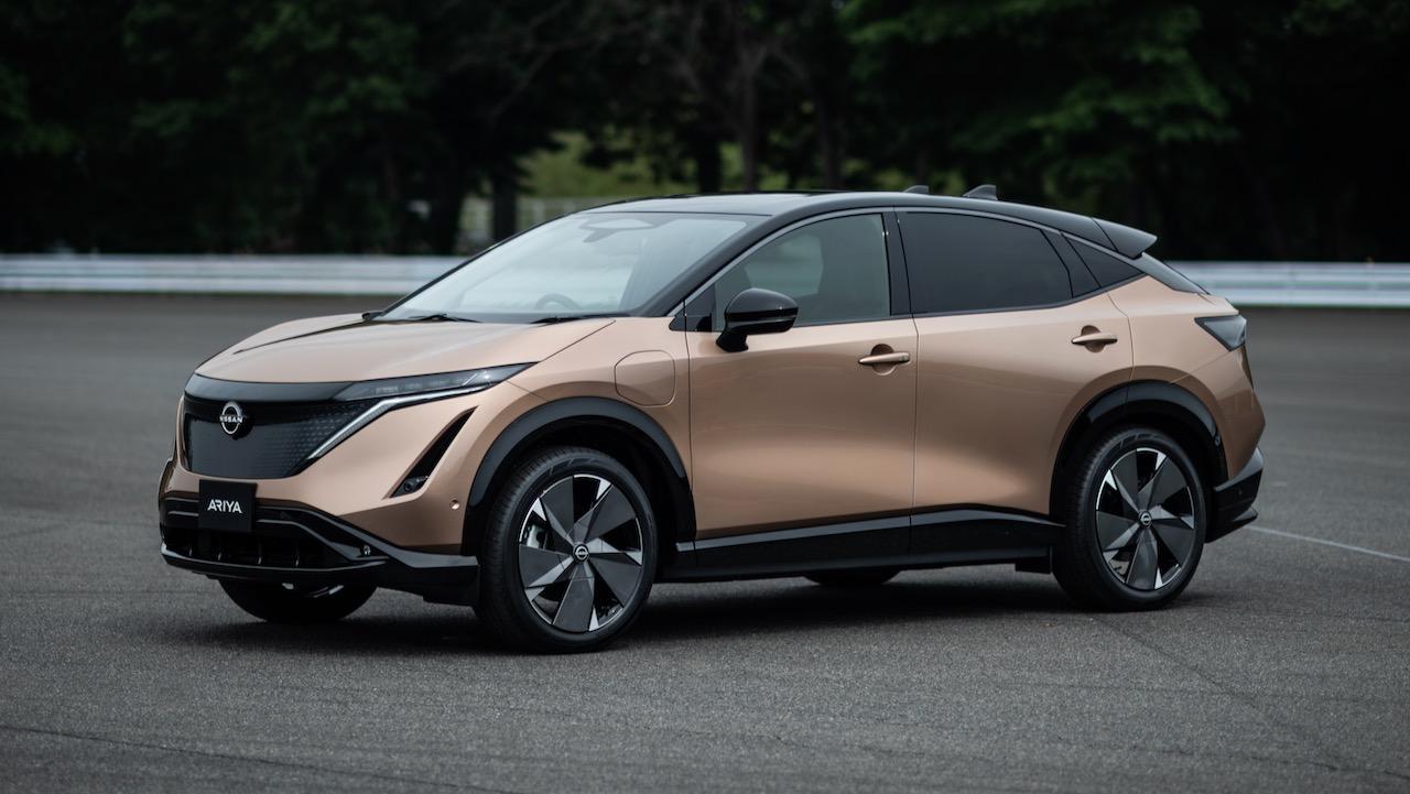 Nissan Ariya 2021 – 35